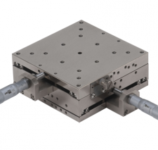 Precision Low-profile XY Ball Bearing Linear Stage MY100-SC