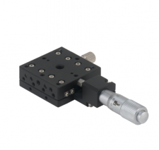 Low-profile Aluminum Translation Stage MXL40-AC