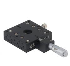 Low-profile Aluminum Translation Stage MXL60-AC
