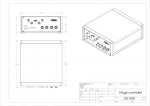 Piezo Position Controller EG1000